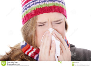 preventing flu with massage